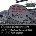 Frequenzkonsum #52 - Blick nach Dresden