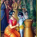 Aindra prabhu Damodarastakam