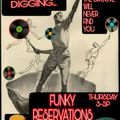 Funky Reservations 10-15-20