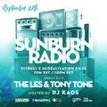 Sunburn Radio (9.27.18) Hosted by DJ KAOS