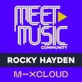 Rocky Hayden X Meet Music