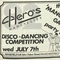 Queer Noise: Les Cokell at Hero's Manchester, 1983