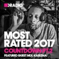 Defected Radio Most Rated 2017 Pt.2 w/ Karizma - 15.12.17