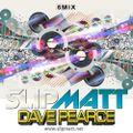 Slipmatt & Dave Pearce – The 6 Mix Rave Special 13-04-2012