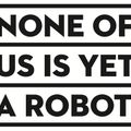None of Us is Yet a Robot - Mayfest Special with Emma Frankland & Selina Thompson