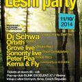 Club Blink #7 Lesni Party - Vlnena, Brno