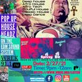 """Pop-Up House Headz"" 91.1 FM Radio Broadcast (Sat. 2/27/21)"