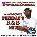 LIVE ON MIXCLOUD!!! TUESDAYS R&B MIX #13 (LIVE ON MIXCLOUD)