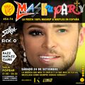 MashuParty #54 - DJ Surda & Sick-O (MashCat Team) - PopBar Razzmatazz (2016/09/24)