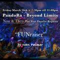 DJ Ivan Palmer Live @ PandoRa-Beyond Limits!