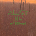 Alloy 002 w/ 600-cell (07/10/20)