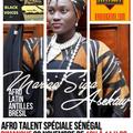 BLACK VOICES Afro talents spéciale SENEGAL scène actuelle RADIO KRIMI Novembre 2020