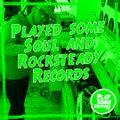 Played some Soul & Rocksteady records | 16.03.2021