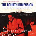FOURTH DIMENSION LIVE FROM THE DECKS WITH SMILER. JIM & DAN