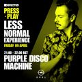OPEL X DEFECTED - Purple Disco Machine