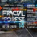 Audi Etoffe - Fractal Forest - Forest Psytrance Mix