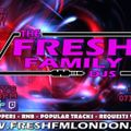 Request Line Show by The Fresh Family