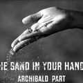 Sand Tickling my hands