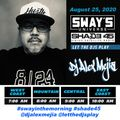 Alex Mejia Mix for Sway in the Morning 2020