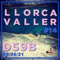 LLORCAVALLER #14, Radio D59B, 09/06/21