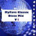 DeeJayJose MyFavs Classic Disco Mix v1