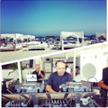 NATHAN BARATO / LIVE from Mood at Sands sponsored by Absolut Vodka / 07.08.2013 / Ibiza Sonica
