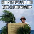 KID STYLEZ B2B BRI - LIVE @ FRIENDSHIP (12.12.18 - MAIDEN VOYAGE)