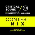 DJ CONTEST // Critical Sound Slovakia 2017 // Yasvi