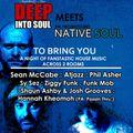 Deep into Soul meets Native Soul - Saturday 3rd November 2012 @Club Nomad EC1V 9AJ