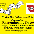 3rd of July Journey of Remembering Davey Coad
