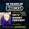 Danny Fervent @ Talla 2XLC's 36 Years Of Technoclub Live On Twitch