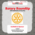 #RotaryRoundUp - 30 April 2019 -  End Polo Now - Denise Harding and John Meddows