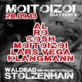 COSH @ MOITOIZOI 28.09.13 Waldbad Stolzenhain