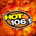 Hot 106.1 Saturday Night Sessions 10-26-19 (Halloween Edition)