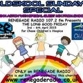 Glenn Aston with Shock C on the Guest Mix on Oldskool Sundays Radio Show Special  5/4/2015