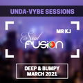Unda-Vybe Sessions - Deep & Bumpy House - MR KJ March 2021