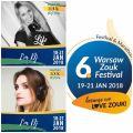 Dj Alexx & Dj Vera - Girl Power Back2Back Set at Warsaw Zouk Festival 2018