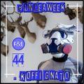 #ONCEAWEEK 0044 by KOFFI GNATO