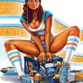 Rollerskate Disco Vol 1 mixed live by DJ Cor Sangers