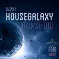 Dj Zoli - HouseGalaxy MixshoW August 2016