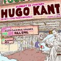 Hugo Kant Solo Live Set @ Four Twenty Break Bar - Athens