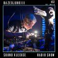 Sound Kleckse Radio Show 0453 - bazedjunkiii - 2021 week 28
