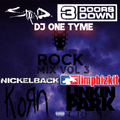 ROCK MIXX VOL3 . - LINKIN PARK - CREED - NICKELBACK - LIMP BIZKIT - KORN - STAIND - RADIOHEAD & MORE