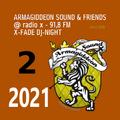 @ X-Fade DJ-Night - 02.02.21 with Dressla