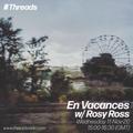 En Vacances w/ Rosy Ross - 11-Nov-20