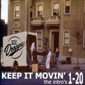 Dj Droppa - Keep it movin' intro's
