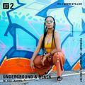 Underground & Black w/ Ash Lauryn - 20th August 2020