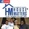 House Matters: Sy Sez