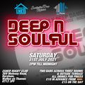 Soulfully Deep Official Mi-House Radio Mon 19-07-2021 5pm - 7pm
