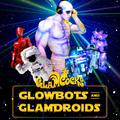 GlamCocks Glowbots and Glamdroids Party - Burning Man 2014